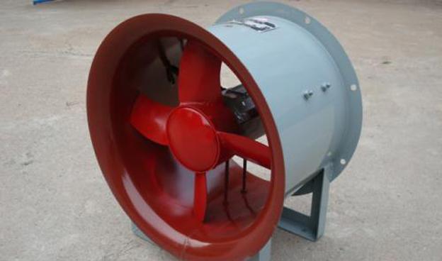 工厂轴流风机