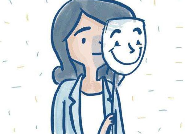 微笑抑郁症心理咨询