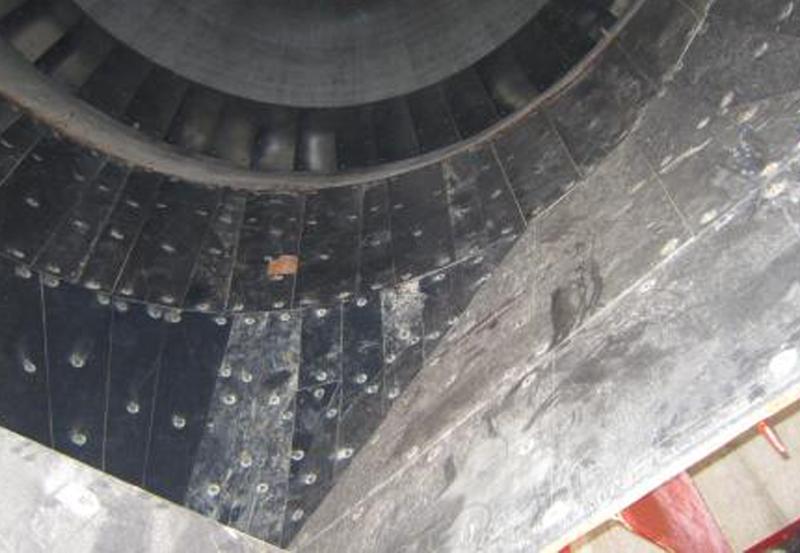 菏澤煤倉襯板