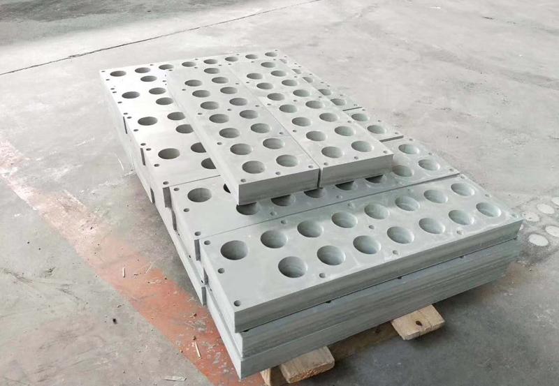 PP PVC加工件