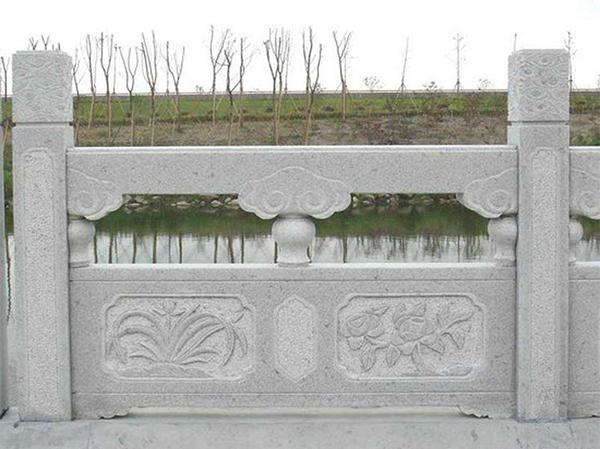 大理石石雕栏杆
