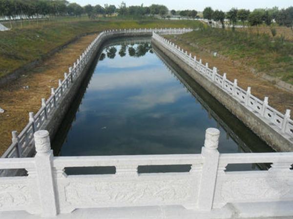 河道石雕栏杆