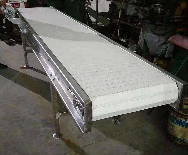 塑料板带式输送机