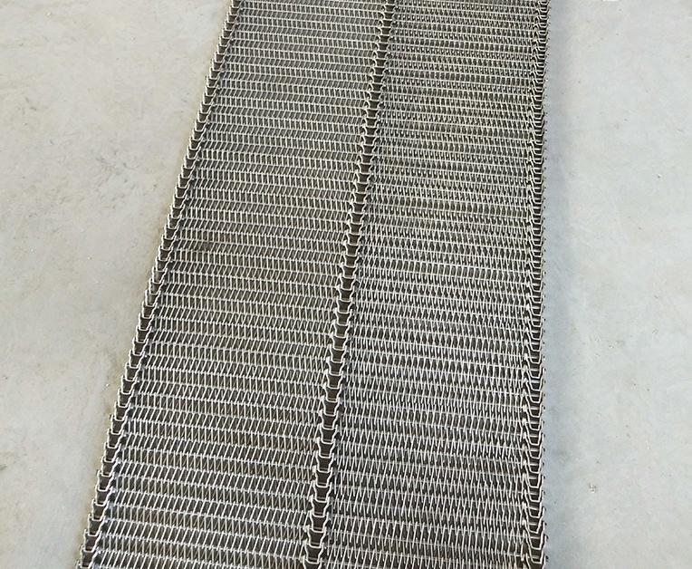 三排链螺旋速冻机网带