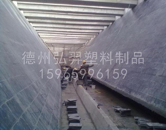 高强度铸石板安装施工