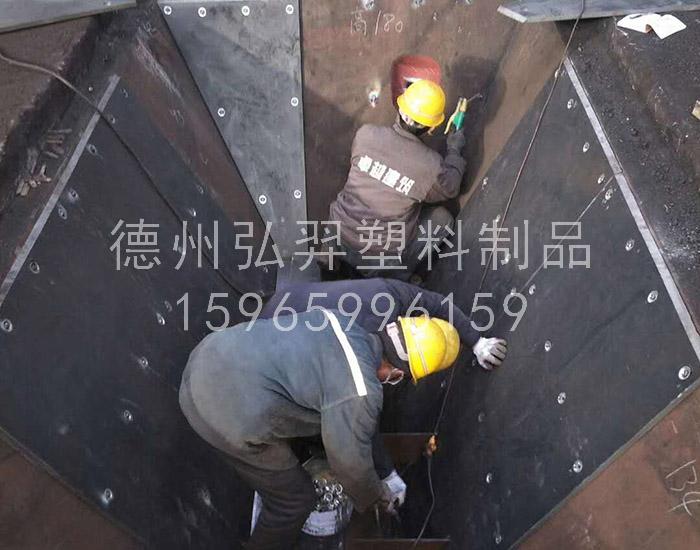 煤仓衬板安装厂家