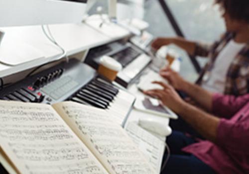 电声音乐作曲