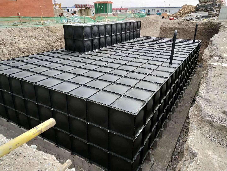 装配式地埋水箱