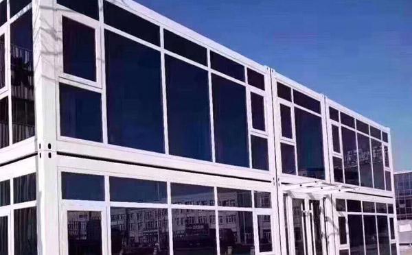 南阳住人集装箱房定制