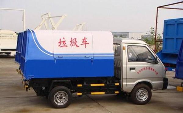 南阳垃圾车的分类,及对应的作用你知道吗?