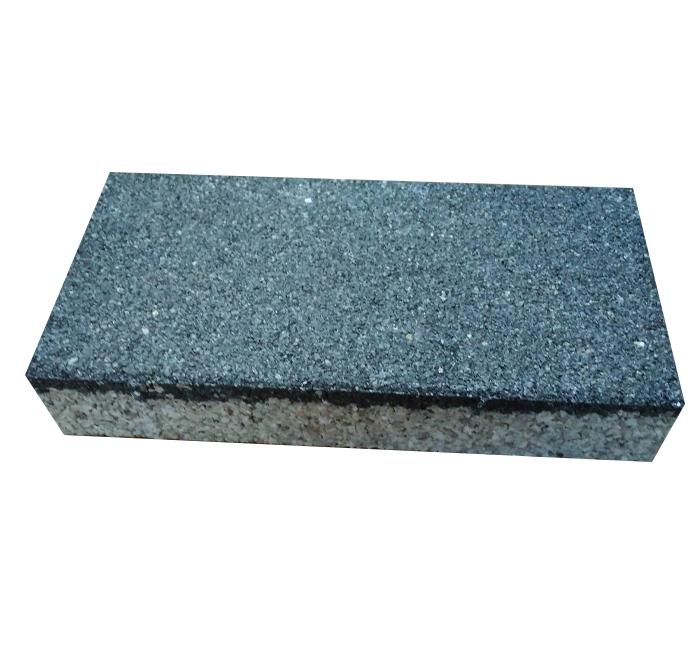 深蓝色陶瓷透水砖