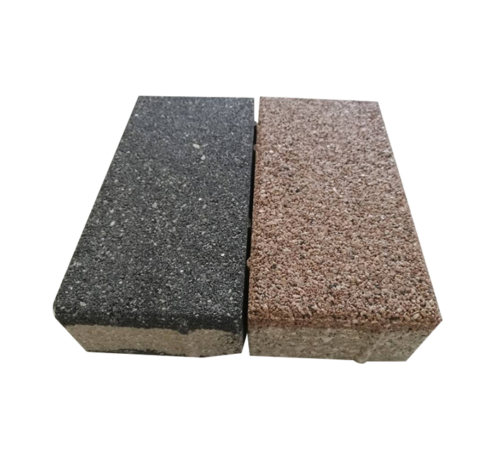 防石陶瓷透水磚