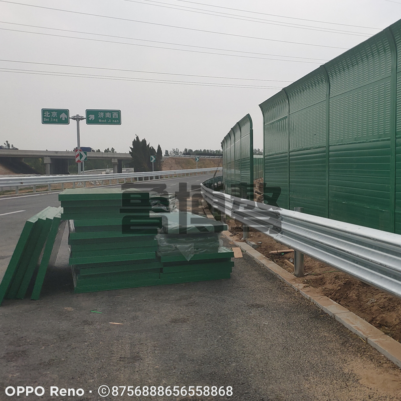 高速入口隔声屏障