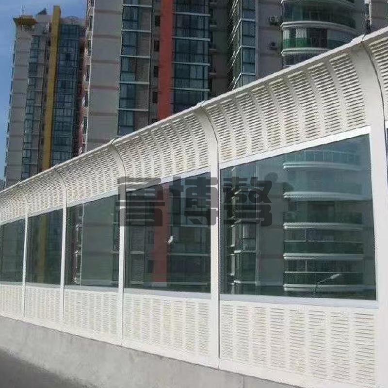 北辰城市透明隔声屏障