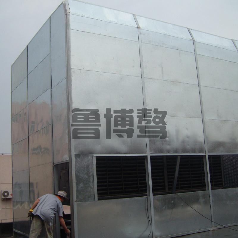 铝板声屏障