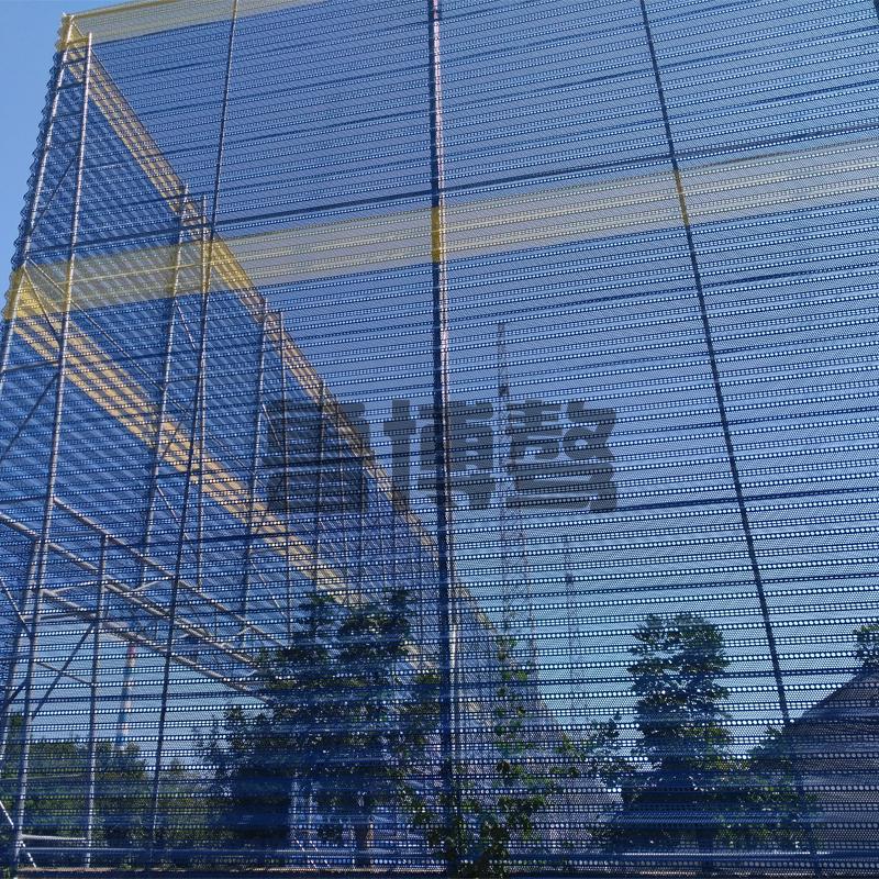 挡风抑尘网在不同高度下的挡风抑尘作用是怎样的?