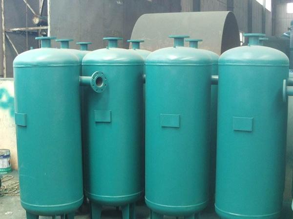如果立式储气罐出现裂纹该怎么处理呢?