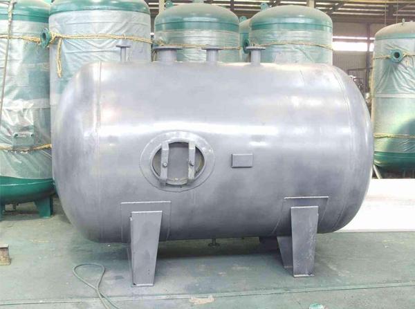 2立方卧式氮气罐