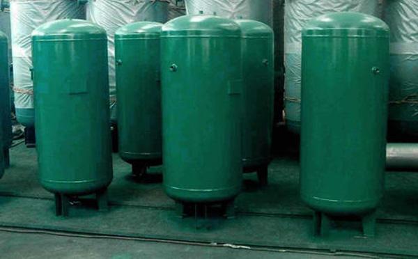 分析储气罐生锈的原因,提前预防