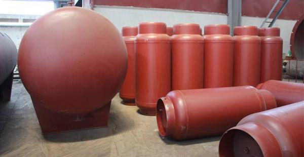 如何给储气罐、压力容器升温降温?