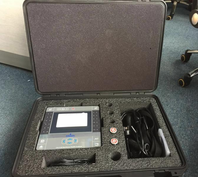 CSI2140振动检测分析仪