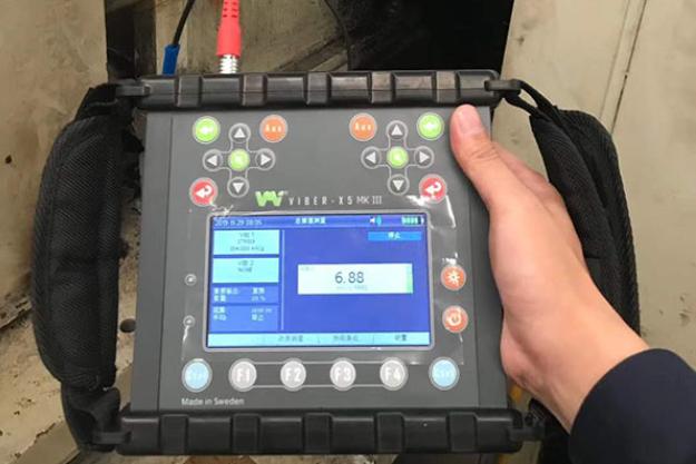 上海振动监测分析仪使用方法—便携式操作简单方便