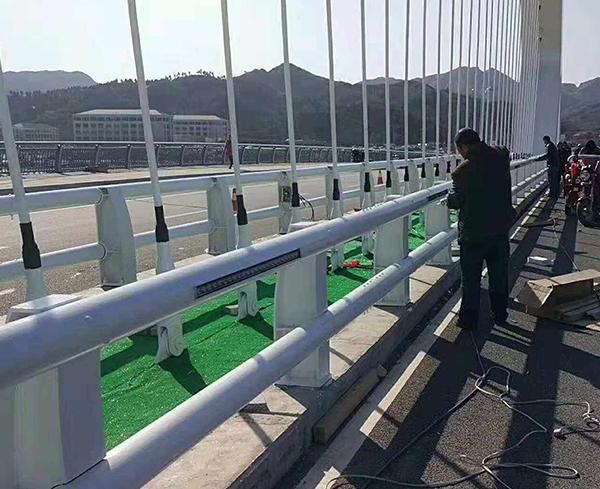 防撞景观护栏