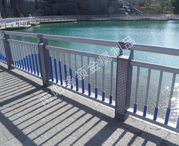 景观护栏安装效果展示!