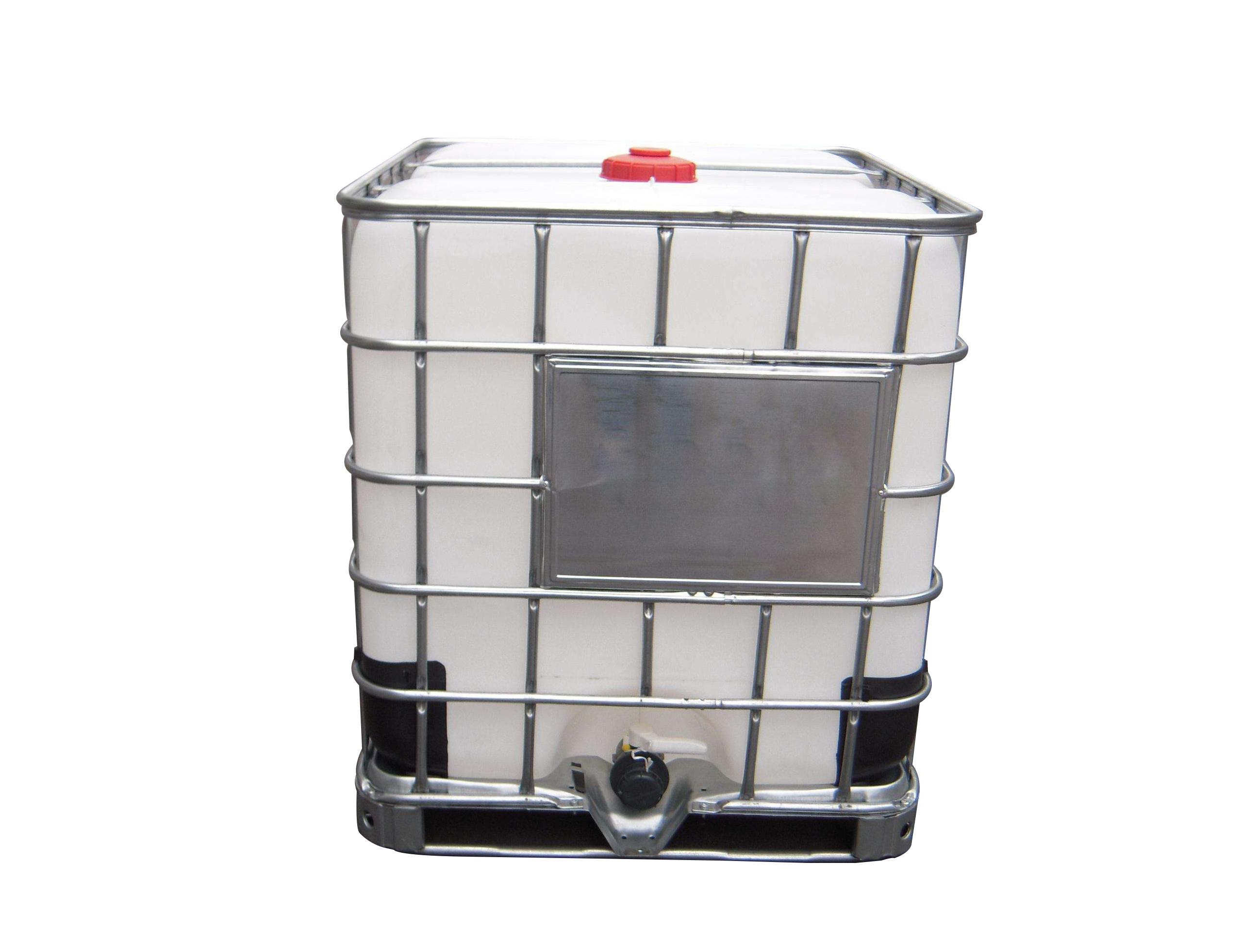 对比旧吨桶与新吨桶的优劣。