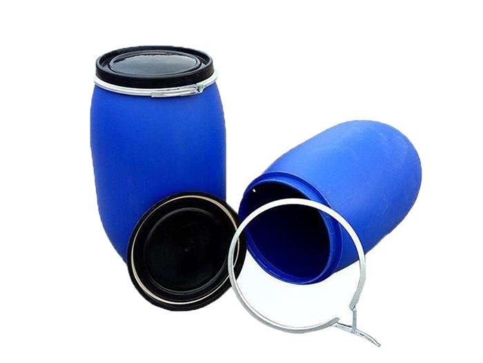 200L抱箍塑料桶