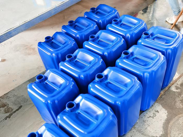 25L塑料桶批发时必定要注意塑料资料的挑选!