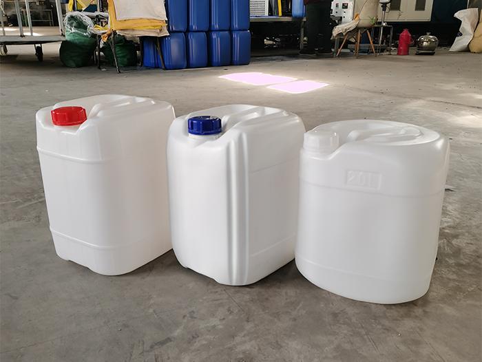 20L方形塑料桶