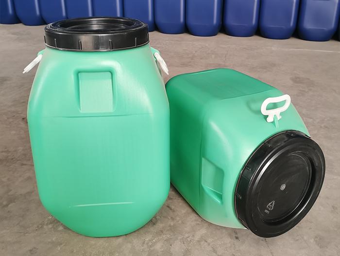 60L塑料桶讲解环保塑料桶使用多年不褪色!