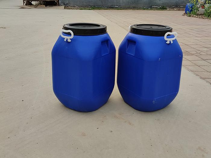 50升蓝色塑料桶