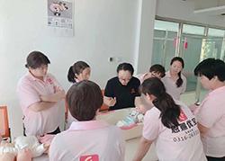 育婴师专业技能培训班