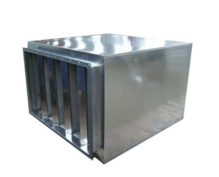 折板式阻性消声器