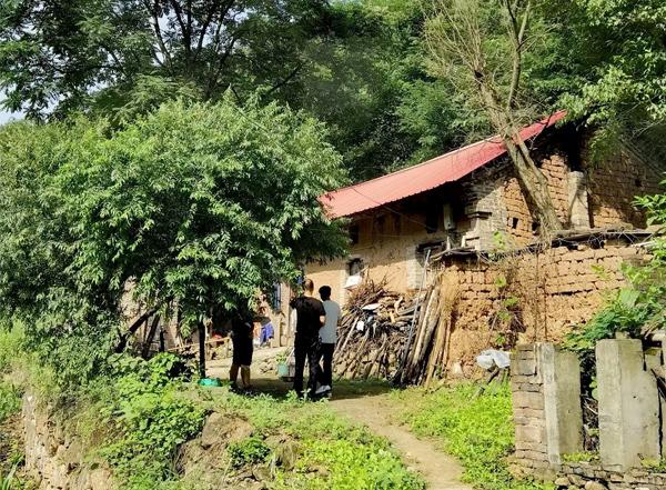 河南农村老旧房屋检测