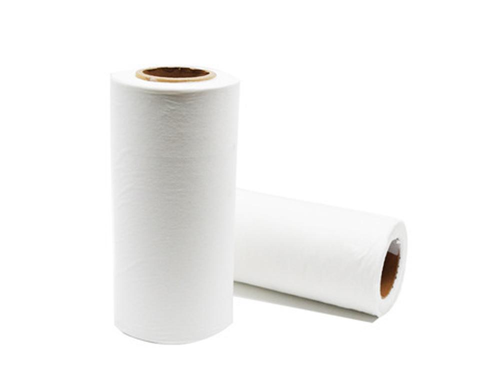 纯棉水刺无纺布平纹