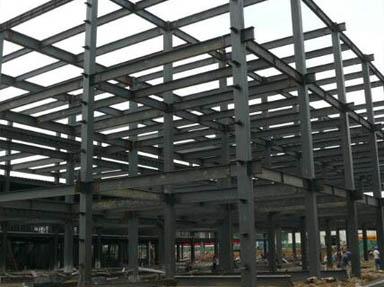 济南钢结构加工之H型钢加工制作是怎样的?