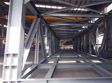钢结构运煤走廊