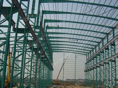 山东格构柱结构