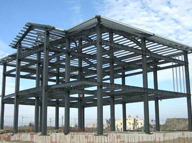 箱型结构施工