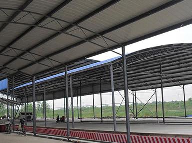 轻钢钢构安装厂家