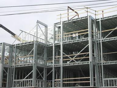 轻型钢结构施工