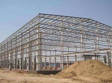 门式钢架结构厂房