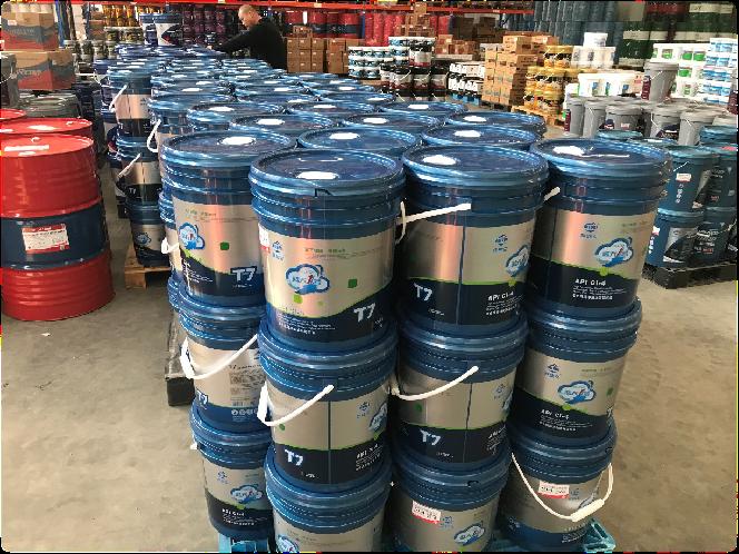 欧陆宝润滑油---蓝天1号上市即热销 适合最新国六排放标准