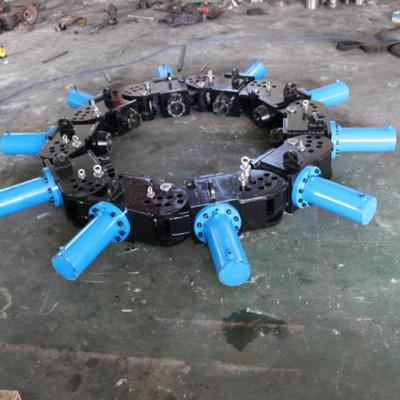 小型液压破桩机