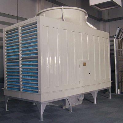 方形不锈钢冷却塔使用中工作过程详解。