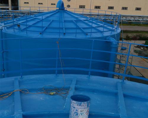 玻璃钢罐体防腐生产
