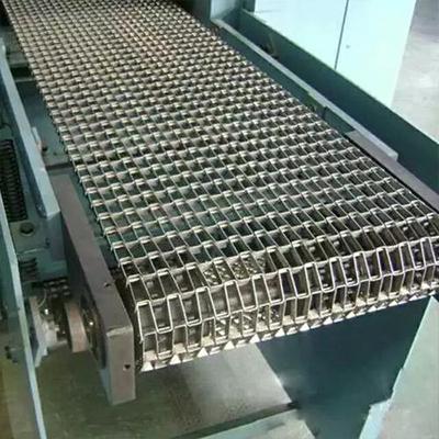 不锈钢网带的用途。